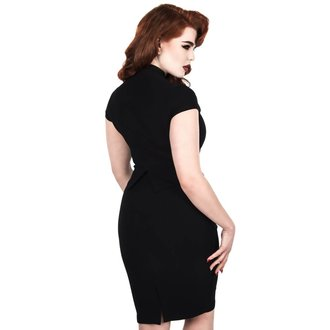 šaty dámské KILLSTAR - PARLOR- BLACK, KILLSTAR