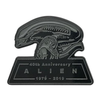 připínáček Alien - 40th Anniversary, NNM, Alien