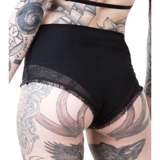 kalhotky dámské KILLSTAR - PERSEPHONE - BLACK, KILLSTAR
