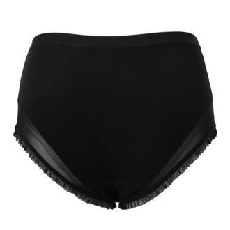 kalhotky dámské KILLSTAR - PERSEPHONE - BLACK