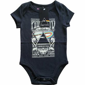 body dětské Pink Floyd - Carnegie Hall Poster Toddler - ROCK OFF, ROCK OFF, Pink Floyd