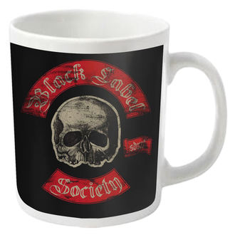 hrnek BLACK LABEL SOCIETY - DESTROY & CONQUER - PLASTIC HEAD, PLASTIC HEAD, Black Label Society