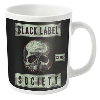 hrnek BLACK LABEL SOCIETY - DOOM TROOPER - PLASTIC HEAD, PLASTIC HEAD, Black Label Society