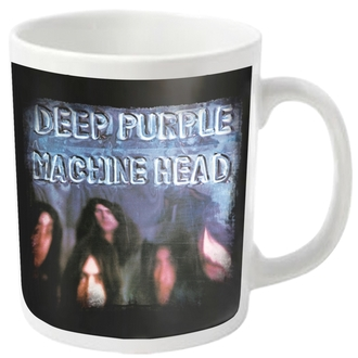 hrnek DEEP PURPLE - MACHINE HEAD - PLASTIC HEAD, PLASTIC HEAD, Deep Purple