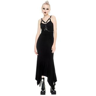 šaty dámské KILLSTAR - Phoenix - Black, KILLSTAR