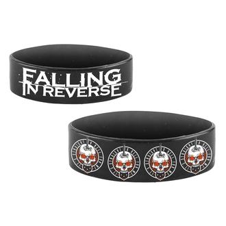 náramek gumový FALLING IN REVERSE - STRAIGHT TO HELL - PLASTIC HEAD, PLASTIC HEAD, Falling In Reverse