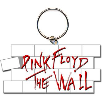 klíčenka - přívěšek Pink Floyd (Wall Logo) - ROCK OFF, ROCK OFF, Pink Floyd
