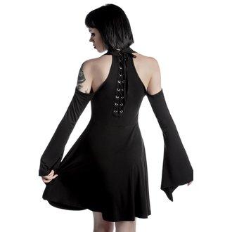 šaty dámské KILLSTAR - Piper Hexeri - Black, KILLSTAR