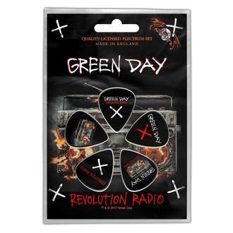trsátka Green Day - Revolution - ROCK OFF, ROCK OFF, Green Day