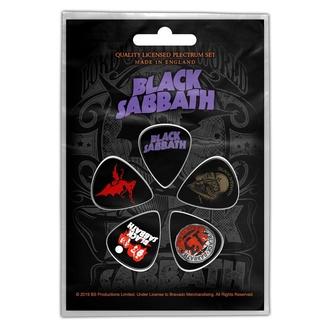 trsátka Black Sabbath - Purple Logo - RAZAMATAZ, RAZAMATAZ, Black Sabbath