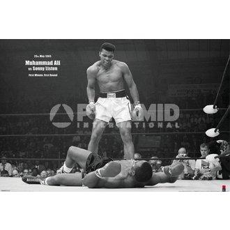 plakát Muhammad Ali (V Liston Landscape) - PYRAMID POSTERS, PYRAMID POSTERS, Muhammad Ali