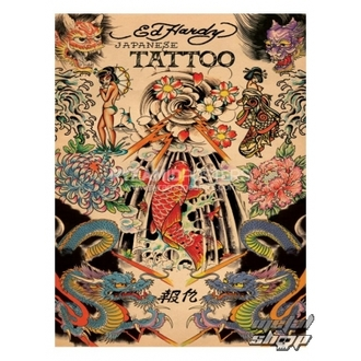 plakát Ed Hardy (Japanese) - PP31152 - Pyramid Posters