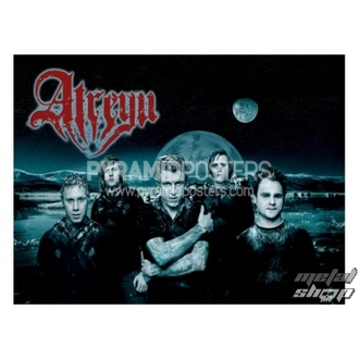 plakát - Atreyu (Group) - PP31199, PYRAMID POSTERS, Atreyu
