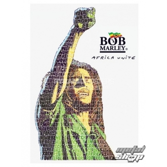 plakát Bob Marley (Africa Unite) - PP31660, PYRAMID POSTERS, Bob Marley