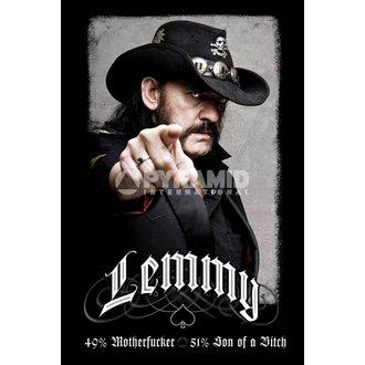 plakát Lemmy (49% Mofo) Motörhead - PP31980 - PYRAMID POSTERS