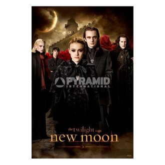 plakát Twilight - New Moon (Volturi) (Stmívání) - PP32066, TWILIGHT