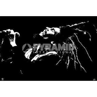 plakát Bob Marley (B&W) - PYRAMID POSTERS, PYRAMID POSTERS, Bob Marley
