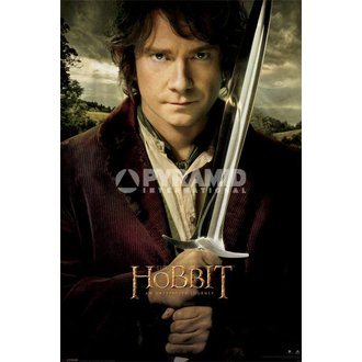 plakát Hobit - Bilbo - Pyramid Posters, PYRAMID POSTERS
