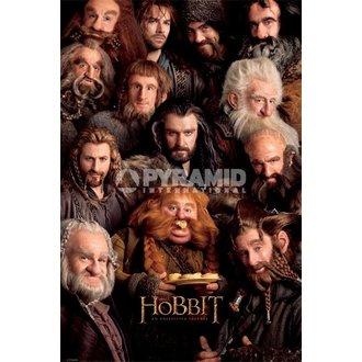 plakát Hobit - Dwarves - Pyramid Posters, PYRAMID POSTERS