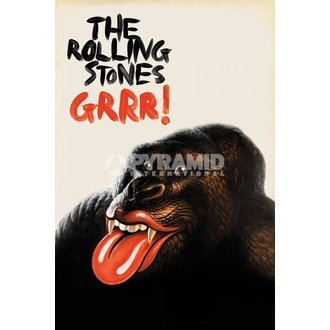 plakát Rolling Stons - GRR!' - Pyramid Posters, PYRAMID POSTERS, Rolling Stones
