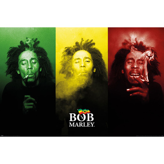 plakát Bob Marley - PP34418