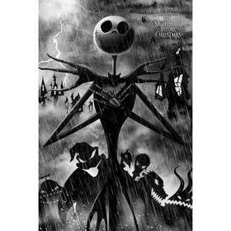 plakát Nightmare Before Christmas - PP34433