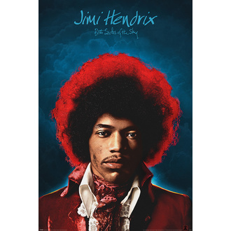 plakát Jimi Hendrix - PP34461
