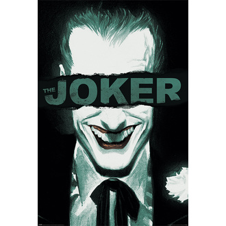 plakát THE JOKER - PUT ON A HAPPY FACE - DC COMICS - PYRAMID POSTERS - PP34560