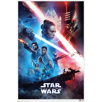 plakát STAR WARS - IX-RISE OF SKYWALKER - PYRAMID POSTERS, PYRAMID POSTERS, Star Wars