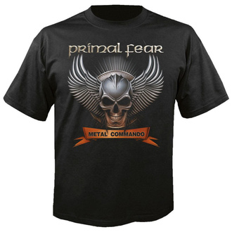 tričko pánské PRIMAL FEAR - Metal commando 2 - NUCLEAR BLAST, NUCLEAR BLAST, Primal Fear