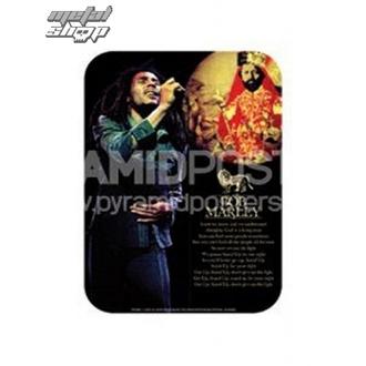 nálepka Bob Marley - Selassie - PS6530T, PYRAMID POSTERS, Bob Marley