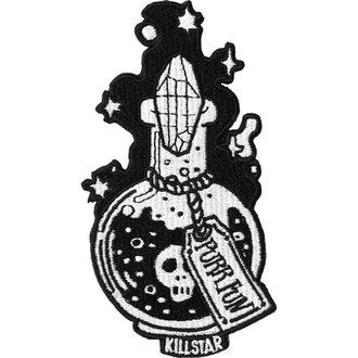 nažehlovačka (nášivka) KILLSTAR - Purr Fun, KILLSTAR