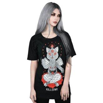 tričko dámské KILLSTAR - PUSSYGOD - BLACK, KILLSTAR