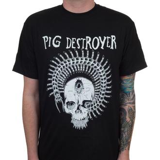 tričko pánské Pig Destroyer - Prescott - Black - INDIEMERCH, INDIEMERCH, Pig Destroyer