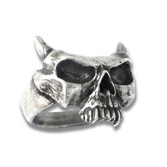 prsten Sixth Seal ALCHEMY GOTHIC - R131