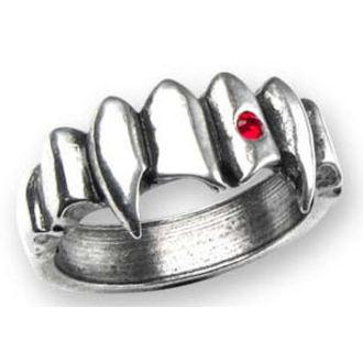 prsten Vamp Ringl ALCHEMY GOTHIC - R152