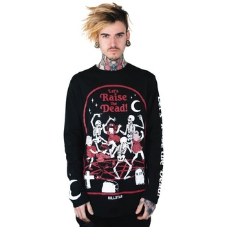 tričko pánské s dlouhým rukávem KILLSTAR - Raise The Dead, KILLSTAR
