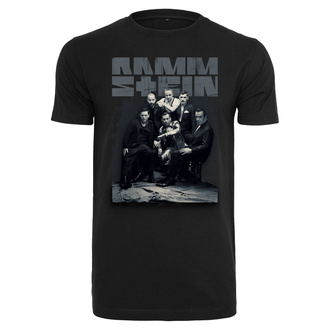 tričko pánské Rammstein - Band Photo, RAMMSTEIN, Rammstein