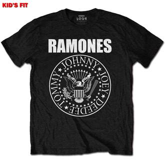 tričko dětské Ramones - Presidential Seal - ROCK OFF - RATS01BB