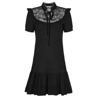 šaty dámské KILLSTAR - Raven Never-Rue - Black