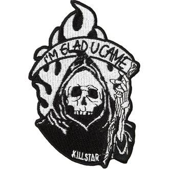 nažehlovačka (nášivka) KILLSTAR - Reaper, KILLSTAR