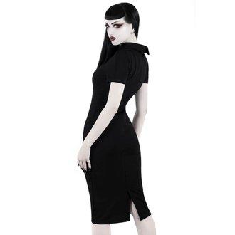 šaty dámské KILLSTAR - Rebekka Read - BLACK, KILLSTAR