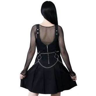 šaty dámské KILLSTAR - Regan - BLACK, KILLSTAR