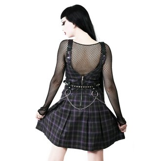šaty dámské KILLSTAR - Regan - TARTAN, KILLSTAR