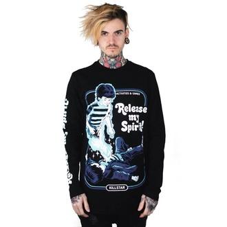 tričko pánské s dlouhým rukávem KILLSTAR - Release My Spirit, KILLSTAR