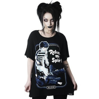 tričko dámské KILLSTAR - Release My Spirit, KILLSTAR