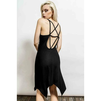 šaty dámské (pyžamo) KILLSTAR - Rest Her Soul Lounge - Black, KILLSTAR