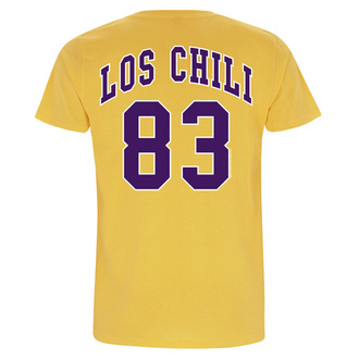 tričko pánské Red Hot Chili Peppers - Los Chili Yellow, NNM, Red Hot Chili Peppers