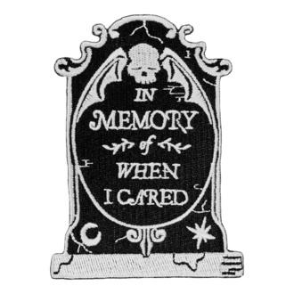 nažehlovačka (nášivka) KILLSTAR - RIP, KILLSTAR