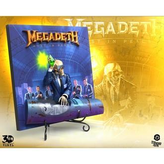 dekorace Megadeth - Rust In Peace - KNUCKLEBONZ, KNUCKLEBONZ, Megadeth